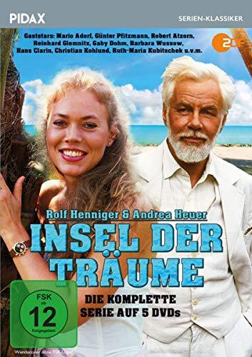 Insel der Träume Die komplette Serie (5 DVDs)