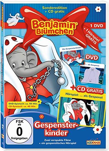 Benjamin Blümchen Gespensterkinder (+Hörspiel)