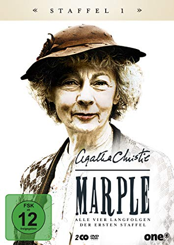 Agatha Christie: Marple - Staffel 1 (2 DVDs)