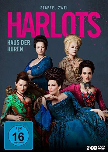 Harlots - Haus der Huren: Staffel 2 (2 DVDs)
