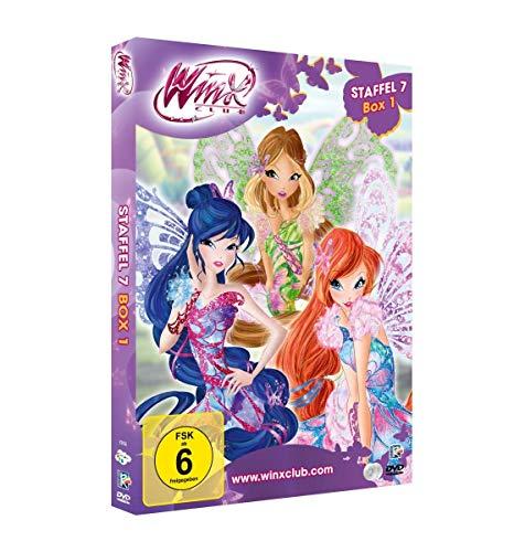 Winx Club Staffel 7 - Box 1 (2 DVDs)