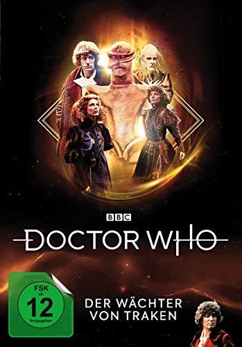 Doctor Who Vierter Doktor: Der Wächter von Traken (2 DVDs)