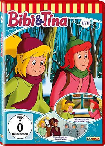 Bibi und Tina Geheimnisvolle Weihnachtszeit + Tante Paula auf dem Schloss