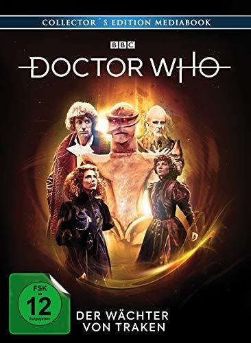 Doctor Who Vierter Doktor: Der Wächter von Traken (Limited Edition Mediabook) [Blu-ray]