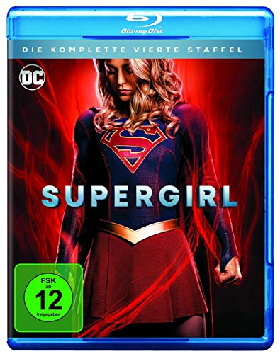Supergirl - Staffel 4 [Blu-ray]