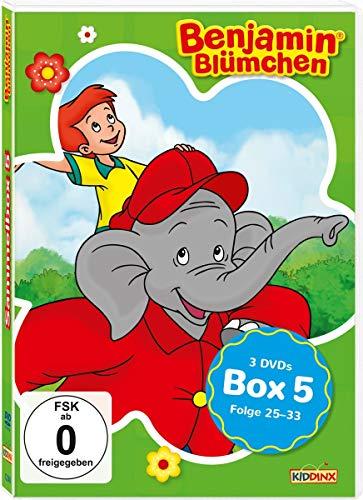 Benjamin Blümchen Box 5 (3 DVDs)