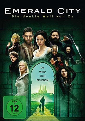 Emerald City - Die dunkle Welt von Oz 4 DVDs