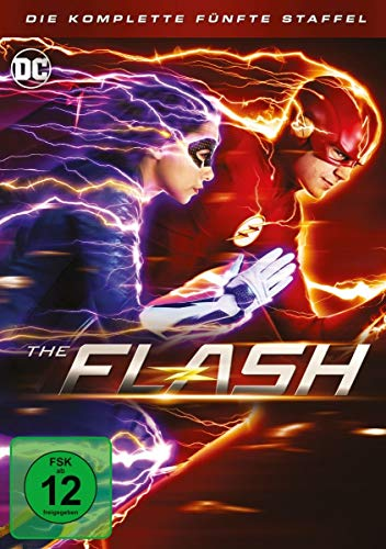 The Flash Staffel 5 (5 DVDs)