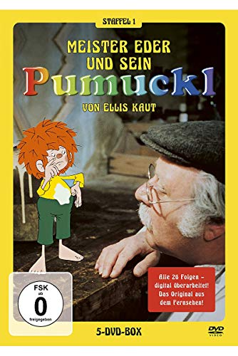 Meister Eder und sein Pumuckl - Staffel  1 (5 DVDs)