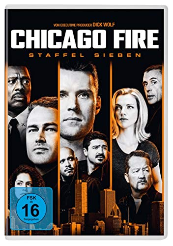 Chicago Fire Staffel 7 (6 DVDs)