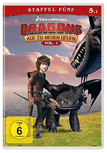 Dragons Auf zu neuen Ufern: Staffel 5.1