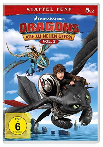 Dragons Auf zu neuen Ufern: Staffel 5.2