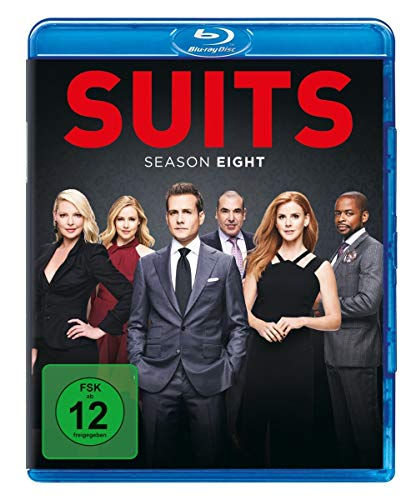 Suits Staffel 8 [Blu-ray]