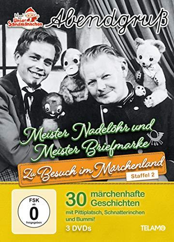 Zu Besuch im Märchenland Staffel 2 (3 DVDs)