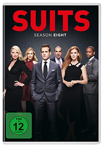 Suits Staffel 8 (4 DVDs)
