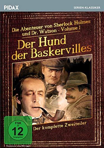 Die Abenteuer von Sherlock Holmes und Dr. Watson, Vol. 1: Der Hund der Baskervilles