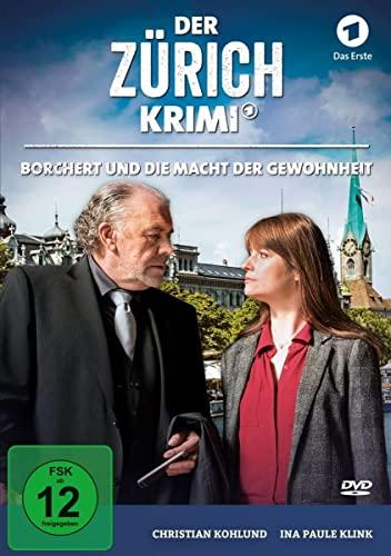 Der Zürich-Krimi - Fall  4: Borchert und die Macht der Gewohnheit