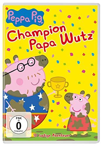 Peppa Pig: Champion Papa Wutz und andere Geschichten