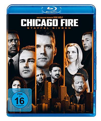 Chicago Fire Staffel 7 [Blu-ray]