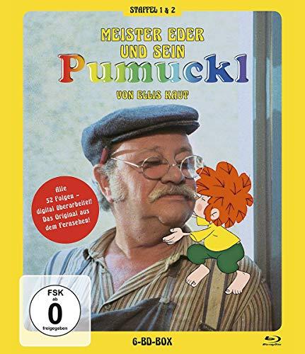 Meister Eder und sein Pumuckl Staffel 1+2 [Blu-ray]