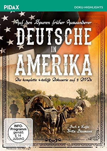 Deutsche in Amerika 2 DVDs