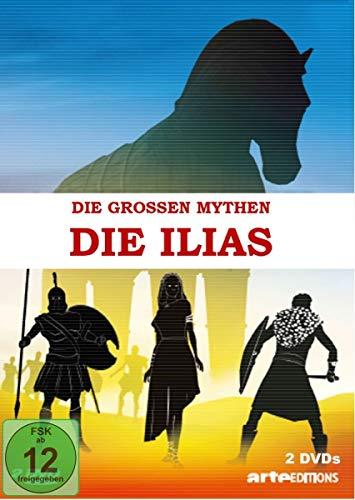 Die großen Mythen 2 - Die Ilias (2 DVDs)