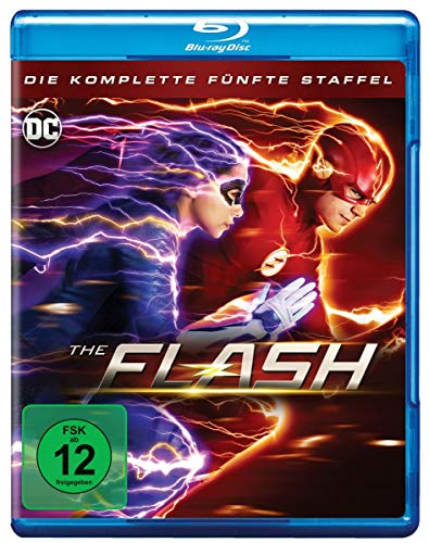 The Flash Staffel 5 [Blu-ray]