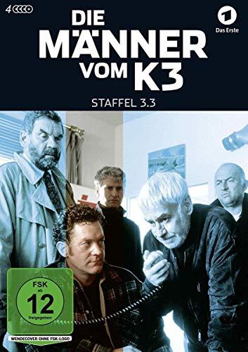 Die Männer vom K 3 Staffel 3.3 (4 DVD)