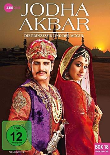Jodha Akbar - Die Prinzessin und der Mogul Box 18 (3 DVDs)