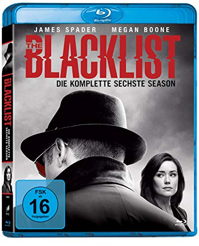 The Blacklist Staffel 6 [Blu-ray]