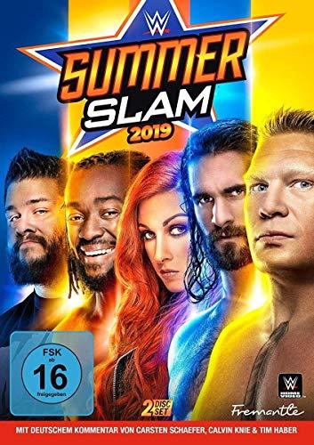 WWE Summerslam 2019 (2 DVDs)