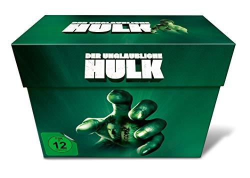 Der unglaubliche Hulk Die komplette Serie (Limitierte Monsterbox)