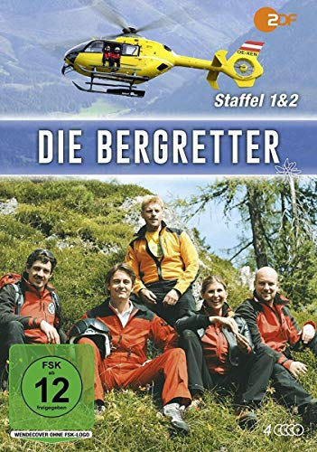 Die Bergretter Staffel  1 & 2 (4 DVDs)