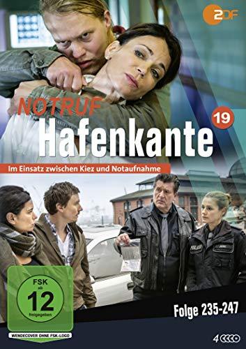 Notruf Hafenkante, Vol.19: Folge 235-247 (4 DVDs)