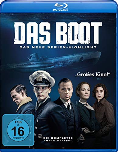 Das Boot Staffel 1 [Blu-ray]