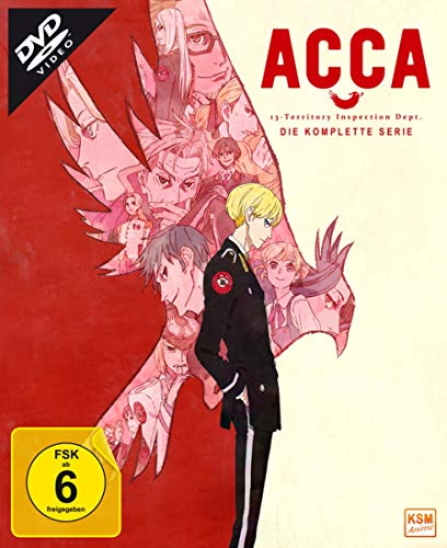 ACCA: 13 Territory Inspection Dept.