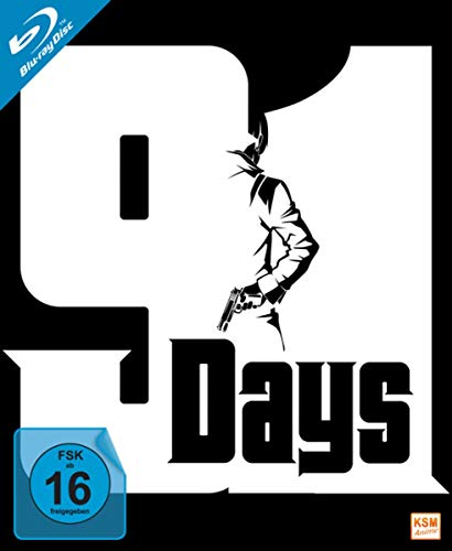 91 Days Gesamtedition [Blu-ray]
