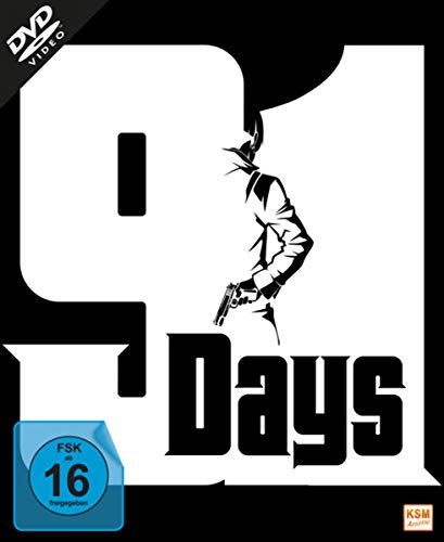 91 Days Gesamtedition (3 DVDs)