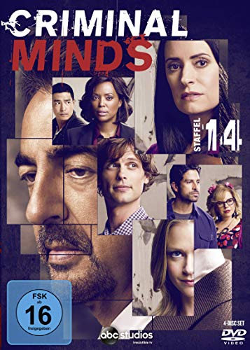 Criminal Minds Staffel 14 (4 DVDs)