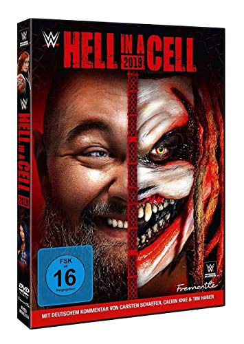 WWE Hell in a Cell 2019 (2 DVDs)