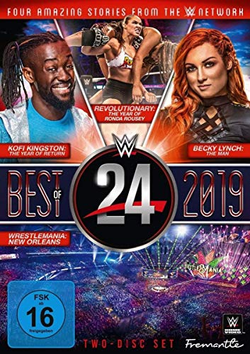 WWE 24: The Best of 2019 (2 DVDs)