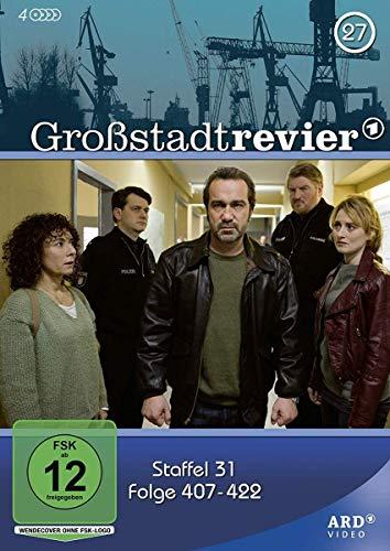 Großstadtrevier Box 27, Staffel 31 (4 DVDs)
