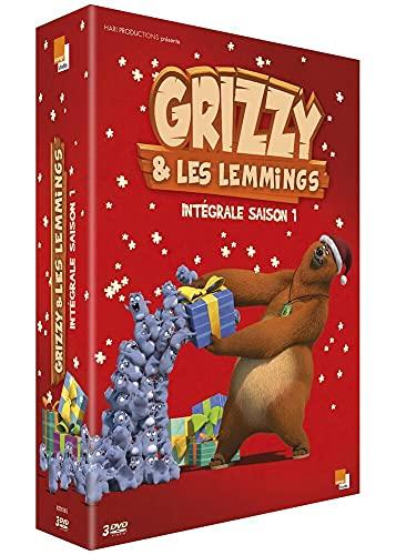 Grizzy et les lemmings,