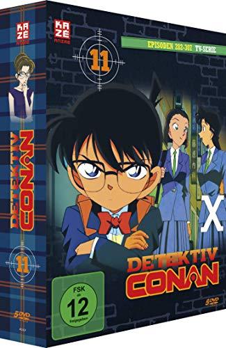 Detektiv Conan Die TV-Serie: Box 11 (5 DVDs)
