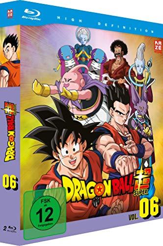 Dragonball Super 6. Arc (Episoden 77-95) [Blu-ray]