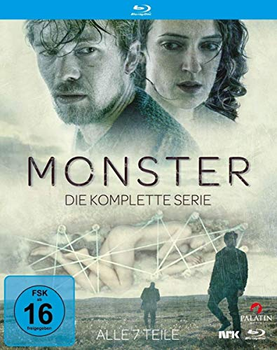 Monster Der komplette Serienkiller-Thriller in 7 Teilen [Blu-ray]