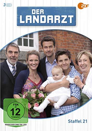 Der Landarzt Staffel 21 (3 DVDs)