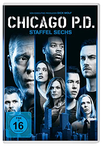 Chicago P.D. Staffel 6 (6 DVDs)
