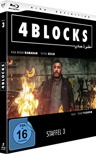 4 Blocks Staffel 3 [Blu-ray]