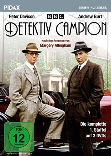 Detektiv Campion Staffel 1 (3 DVDs)
